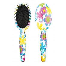 Titania Массажная щетка для волос, цветная