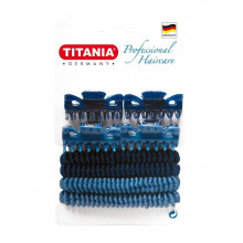 Titania Набор зажимов для волос 2