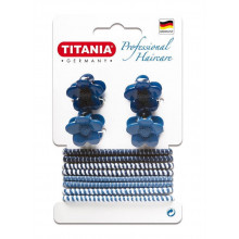 Titania Набор зажимов для волос №4