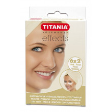 Titania Контурные накладки для глаз, гидрогель. (6*2шт)