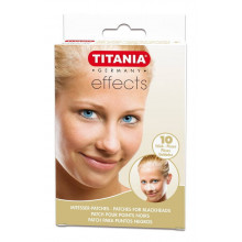 Titania Накладки против угрей (10шт)