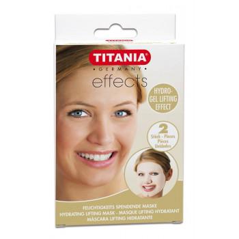 Titania Подтягивающая увлажняющая маска для лица (2шт)
