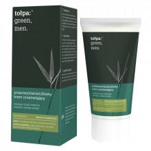 Tolpa Освежающий мужской крем для лица против морщин Men Green