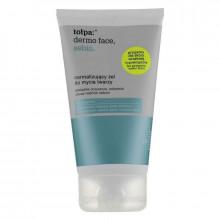 Tolpa Очищающий гель для лица с эффектом пилинга Dermo Face Sebio