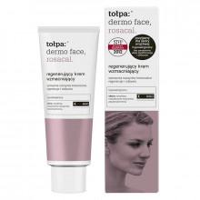 Tolpa Регенерирующий и укрепляющий ночной крем для лица Dermo Face Rosacal