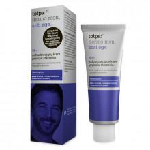Tolpa Восстанавливающий антивозрастной мужской крем для лица 40+ Men Anti-Age