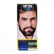 Крем-краска для волос и бороды Top Ten for men