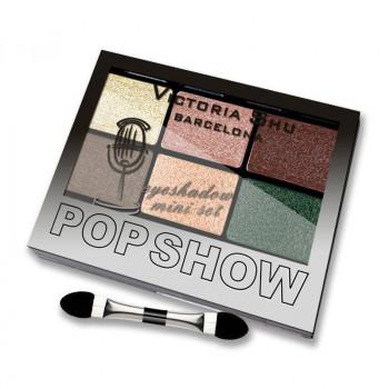 Victoria Shu Набор теней для век Pop Show - Тени для век (арт.23784)