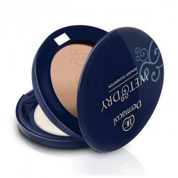 Dermacol Make-Up Пудровое тональное средство Wet&Dry Powder