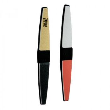 ZauberПолировочная пилочка для ногтей 3-х сторонняя ромб, 03-038