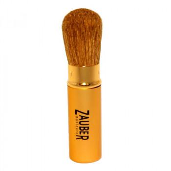 ZauberКисть для макияжа выдвижная, средняя, 05-031