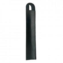 Zauber Чехол для пинцета для бровей, черный, MS-100B
