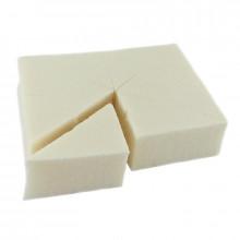 Zauber Спонж для макияжа косметический, квадрат, S-108