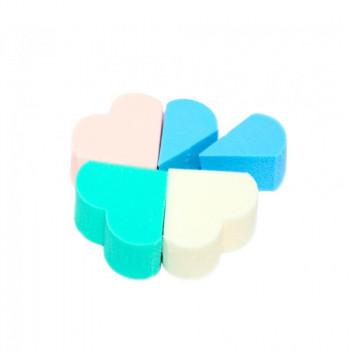 Zauber Спонж для макияжа косметический, цветок, S-111