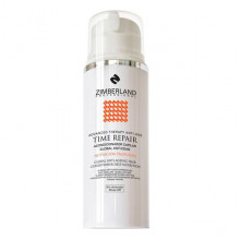 Zimberland Несмываемый питательный антивозрастной кондиционер для поврежденных волос Time Repair