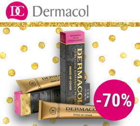 Dermacol Make-Up cover -70%